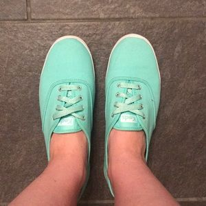 Mint Keds Sneakers